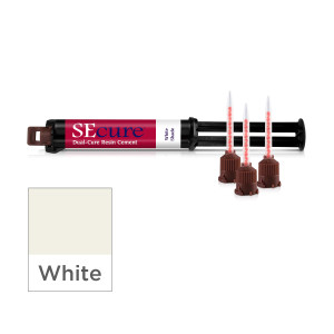 SEcure® White Opaque Shade Cement
